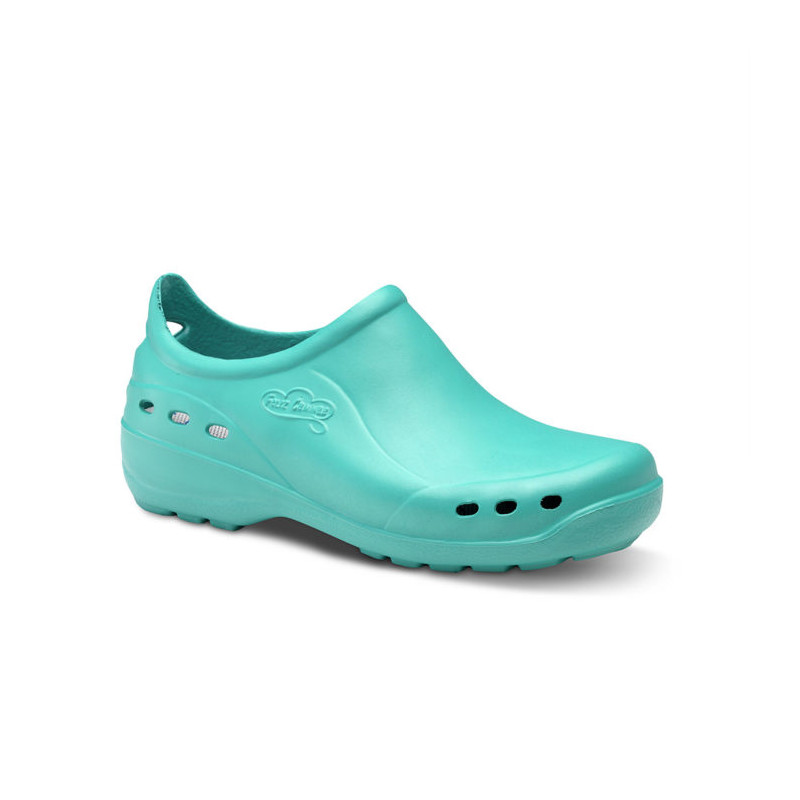 Zapatos Flotantes Shoes turquesa pálido