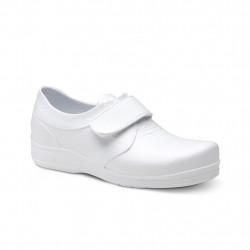 Zapatos Flotantes Velcro blanco