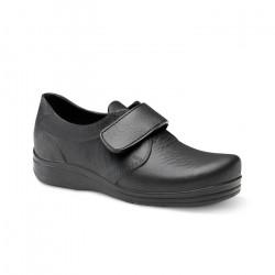 Zapatos sanitarios flotantes negro