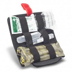 QUICKAID´S botiquín paramédico con cintas de pernera Elite Bags