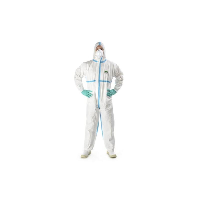 Traje-Mono de protección químico, radiactivo y biológico Rays