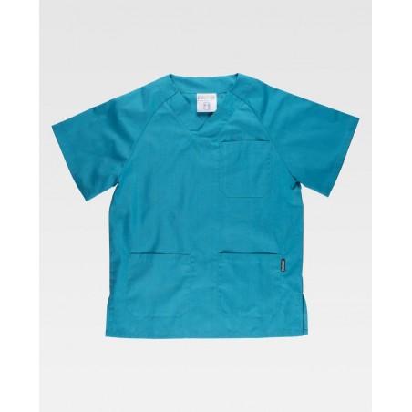 Conjunto pijama sanitario