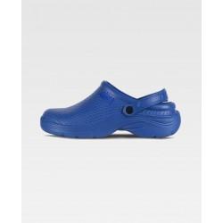 Zueco Sanitario azul