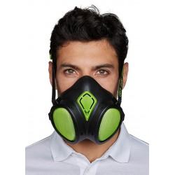 Media Máscara - Lista para usar
