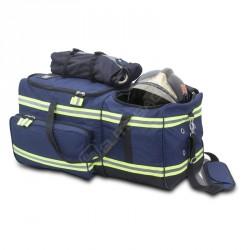 equipación de bombero bolsa