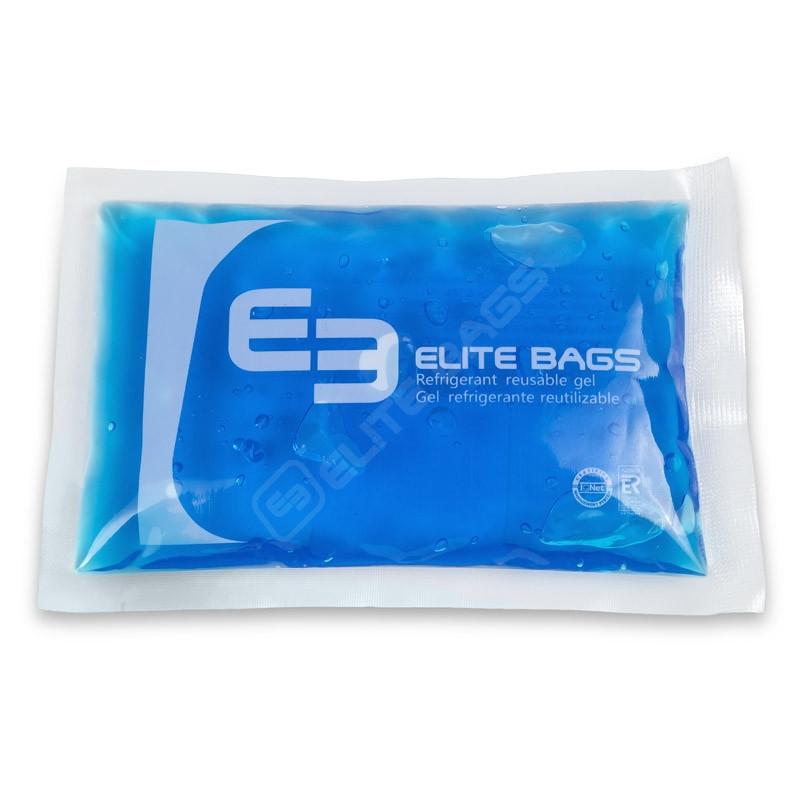 Gel frío reutilizable para estuches y bolsas isotérmicos