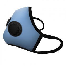 Máscara Blue
