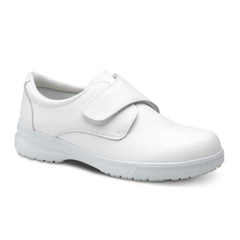 Zapato Gamma Grip Speciliflex blanco